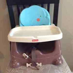 Fisher-Price Elephant booster chair