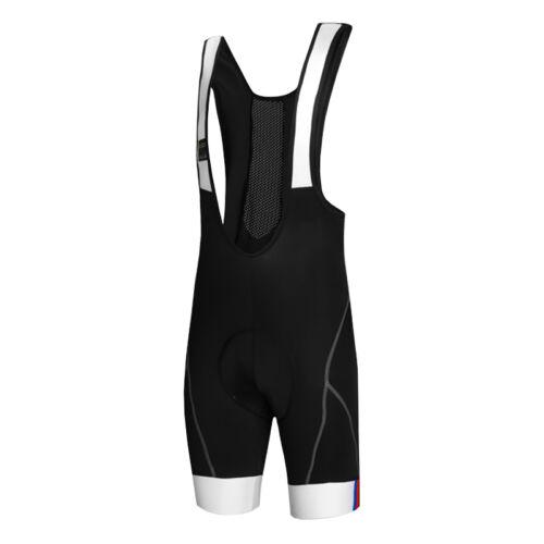 Men/'s Cycling Shorts MTB Bike Short Bicycle Cycling Bib Shorts L-3XL Black