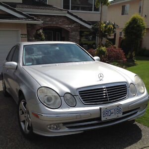2004 Mercedes-Benz E320-Class Sedan
