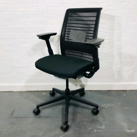 Steelcase Think V2 with 3D Armrest, free delivery