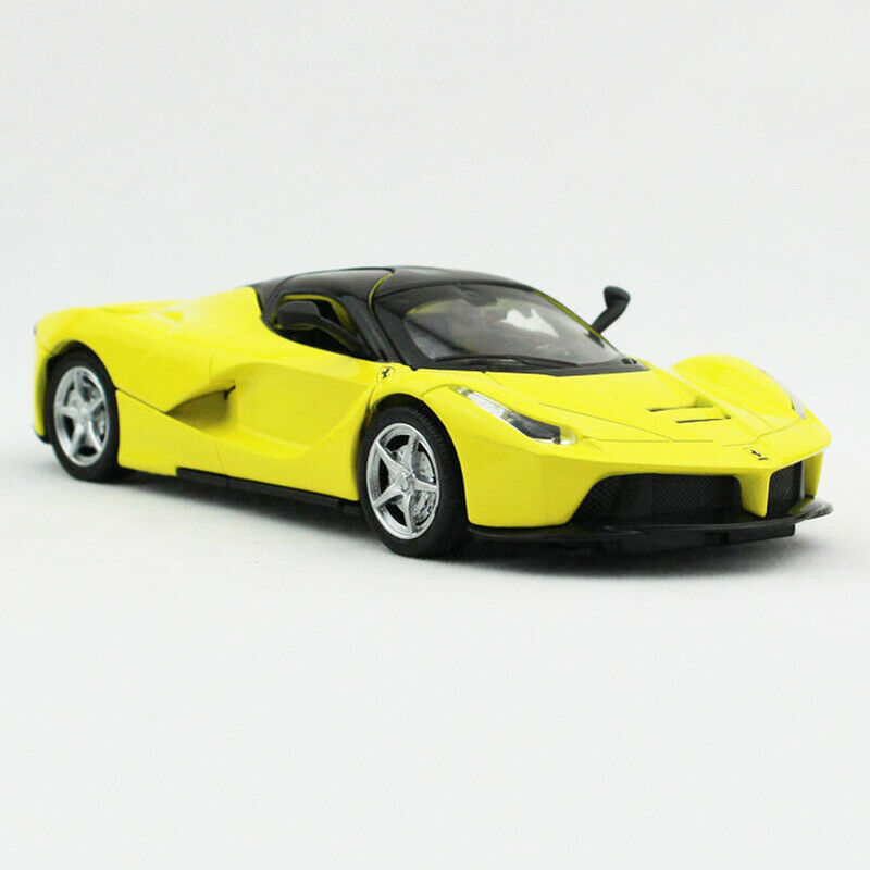 Ferrari LaFerrari Super Car 1:32 Car Model Alloy Diecast Gift Toy Vehicle Green