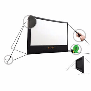 Toile de projection gonflable Open Air Cinema Inflatable Screen
