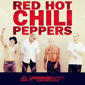 Red Hot Chili Peppers Tickets - Ottawa