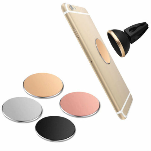 Magnetic Metal Plate For Car Phone Holder Dash Mount Magnet Disc Stand