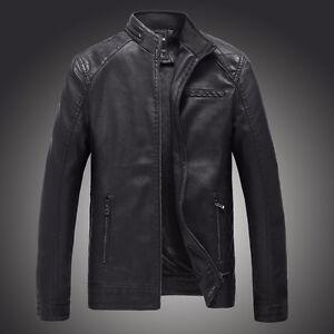 NEW Men's Leather Jacket!!