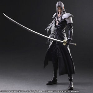 FINAL FANTASY VII: ADVENT CHILDREN PLAY ARTS -KAI- SEPHIROTH