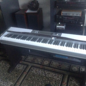 Casio Privia PX-555R Digital Piano with stand
