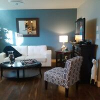 Gorgeous One Bedroom Private Home Mctn North All included