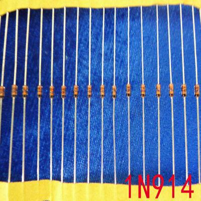 10pcs 1n914 Tfk Germanium Diodes Genuine Nos Tested Fuzz Pedal Mods Genuine M