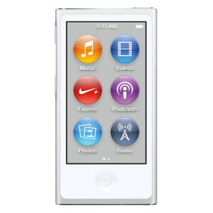 White iPod Nano 7th Gen.