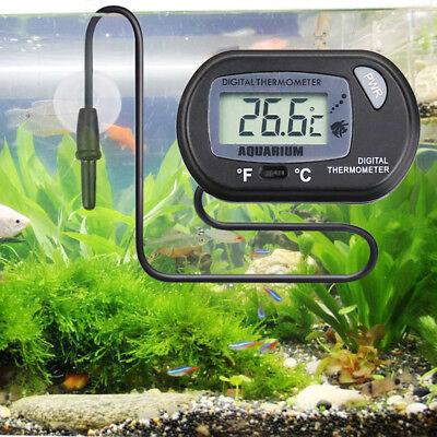 Waterproof Digital Screen Fish Tank Temperature Measurement Aquarium Temperature