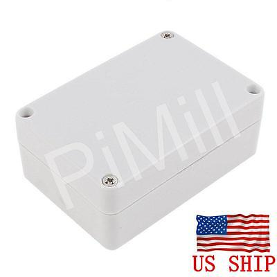 Plastic Project Box Enclosure Case Electronic Diy Waterproof 83x58x33mm Us Stock