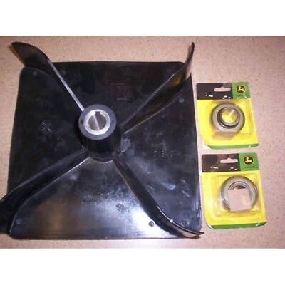 """John Deere power flow fan rotor M71340,JD9217 38"""" 46"""" 48"""" 50"""" 54"""" Specific decks"""