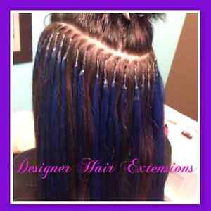 Fusion Hair Extension Installation  $1 per strand Kitchener / Waterloo Kitchener Area image 7