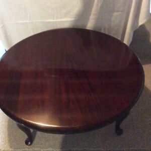 Gibbard round coffee table