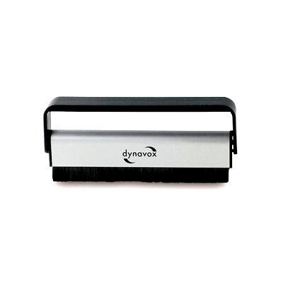 Dynavox Carbon-Antistatik-Bürste für Schallplatten / LP Carbon Fiber Disc Brush (Plattenspieler Für Schallplatten)