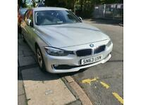 2013 BMW 3 Series 320d EfficientDynamics 4dr SALOON Diesel Manual
