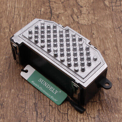 UK Blower Fan Motor Heater Resistor FOR Audi A3,Q3,Q7,TT  VW Beetle,Jetta,Passat