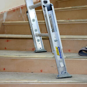 Sectional Ladder with Levelok System Prince George British Columbia image 7