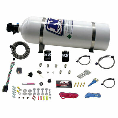 Nitrous Express 20920 15 ALL GM EFI SINGLE NOZZLE SYSTEM 35 50 75 100 150 HP W