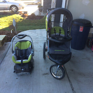 Baby Trend Expedition XLS Travel System
