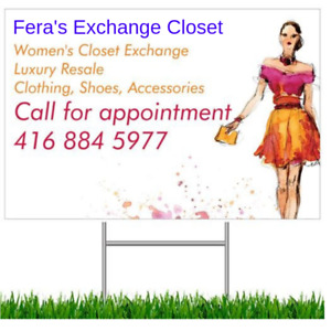 Clothing for sale Fera's Exchange Closet Consignment