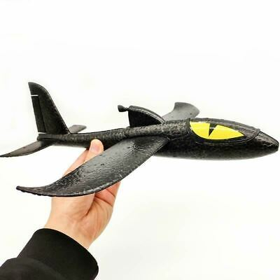 Glider Foam EPP Airplane Plane Launch Kids Toy Gift Outdoor Rechargable