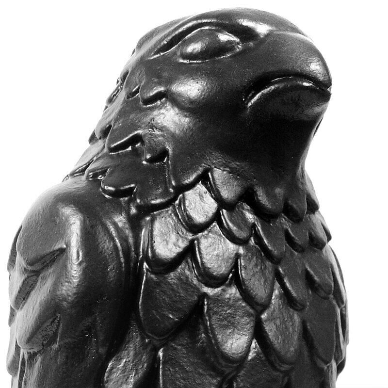 The Real Maltese Falcon™ Statue Prop by Haunted Studios™ -- Original 1963 Source