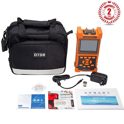 Hand-held Optical Time Domain Reflectometer Nk2000 Otdr 3.5 Lcd Display Sz