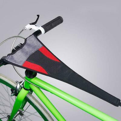 Riding Cycling Strong Durable Sweat Tape Net Bicycle Trainer Bike Sweatbands JE