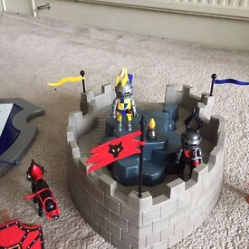 Playmobil take a long sheild set - £8 **Collection from Romford**