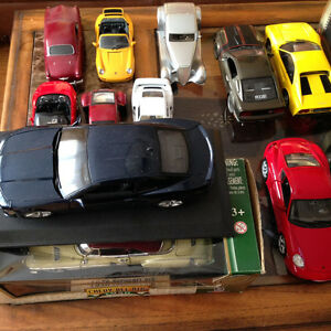 1/18 scale discontinued die-cast car model collection mint new