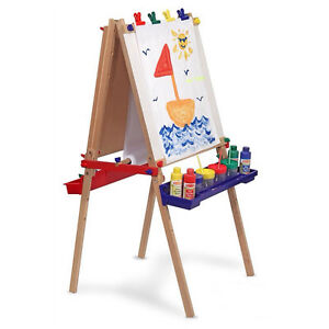 New...Melissa and Doug Art Easel