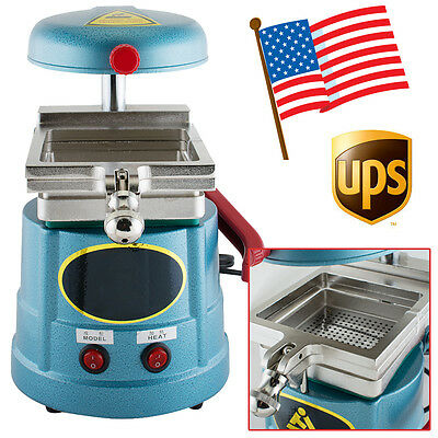Fda Ce Vacuum Forming Molding Machine Dental Lab Equipment Dentistry Supply Usa