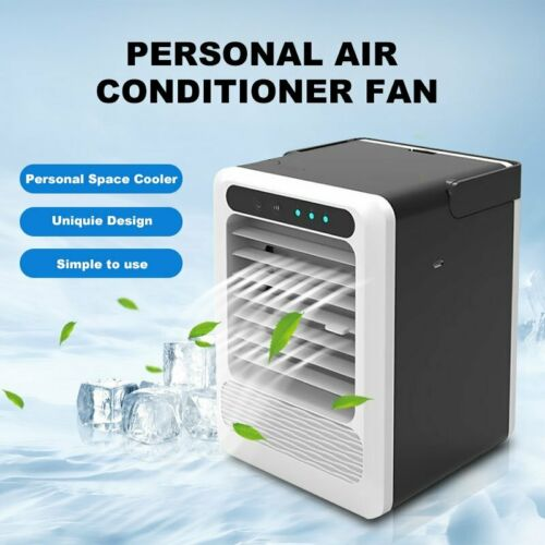 Portable Air Conditioner Cooler Cooling AC Fan Humidifier Pu