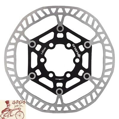 40//160//180//203mm Mountain Bicycle Bike Disc Brake Rotor With 6Bolt For G3 US NEW