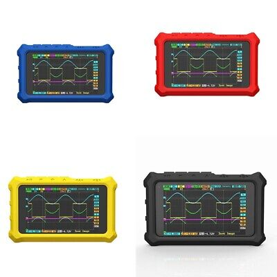 Rubber Protective Case For Ds213 Dso213 Ds203 Dso230 Oscilloscope E1a4