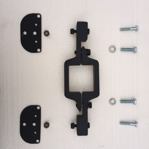 """2"""" MOUNTING  BAR - MOUNT ACCESSORIES TO ANY 2"""" RECEIVER.  MILITARY M998 HMMWV H1"""