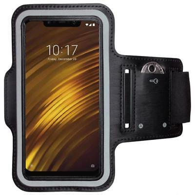 CoverKingz Xiaomi Pocophone F1 Sportarmband Fitness Armband Jogging Hülle