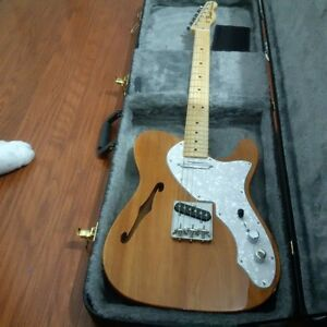 Classic Series 69 reissue Thinline Telecaster with HSC