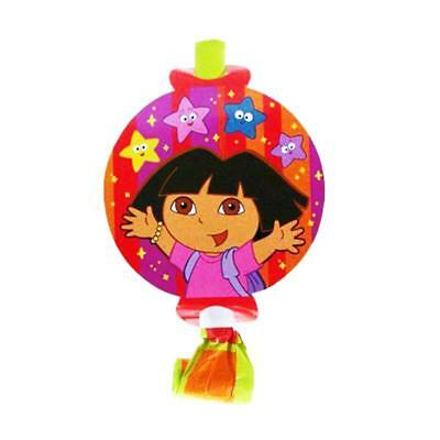 Dora Star Catcher Party Favor Blowouts 8 Per Package Birthday Supplies New ()