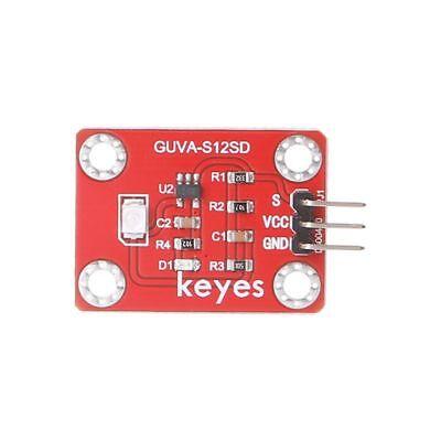 Cjmcu-guva-s12sd Uv Detection Light Intensity Sensor Module For Arduino