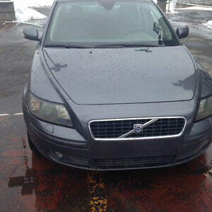 2006 Volvo S40 T5 2.5L Turbo Sedan Cheapest Around Very Clean!