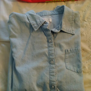 LOT OF GIRLS SIZE 14 CLOTHES; THE CHILDREN'S PLACE, 11 ITEMS IN Sarnia Sarnia Area image 4