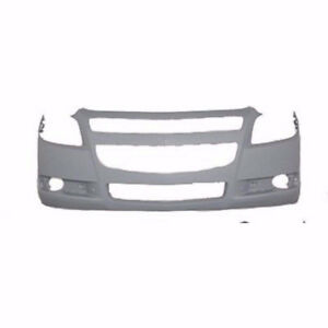 New Painted 2008-2012 Chevrolet Malibu Front Bumper