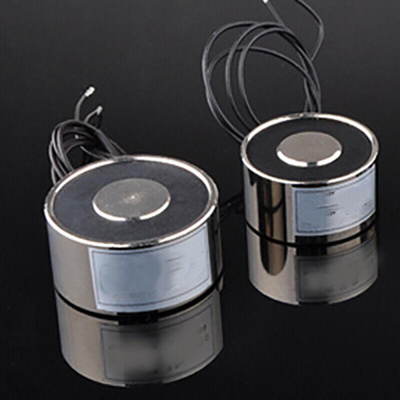 5V DC 8kg Electric Lifting Magnet Solenoid Lift Holding Electromagnet EYY