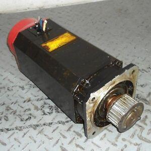 Fanuc Alpha Series A3 Ac 5 5kw Spindle Motor A06b 0853 B301 Parts Repair Ebay