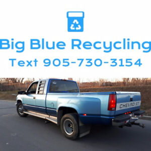 We haul your old scrap for FREE!