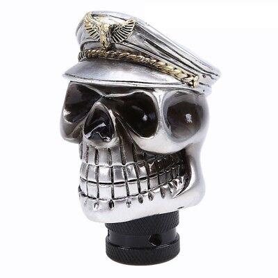 Knob for Lever of Speed Original Head Death Crane Skull Sport