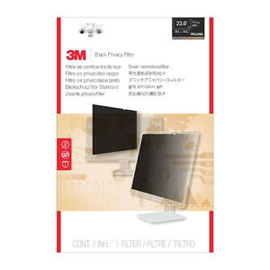 """3M Privacy Filter for Widescreen LCD Monitor 23.0"""" (PF23.0W9)"""